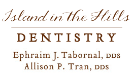 Ephraim Tabornal DDS, Allison Tran DDS, Island in the Hills Dentistry, Inc.