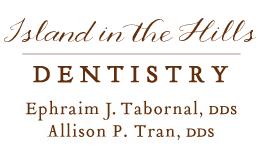 Ephraim Tabornal DDS, Allison Tran DDS, Island in the Hills Dentistry, Inc.